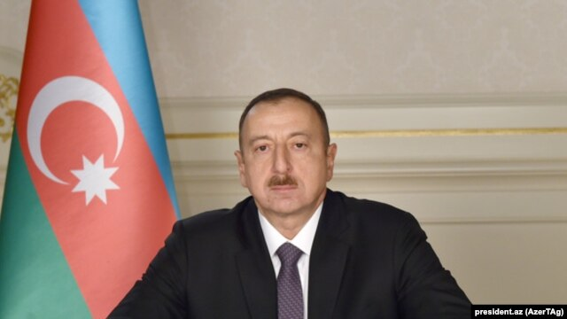Ilham Aliyev, 31.12.2015