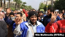 Egypt – Islamist rally, Cairo, 14Feb2014