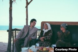 Во время съемок фильма