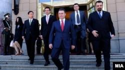 Архивска фотографија: Премиерот Никола Груевски во посета на Кина на 2 јули 2013 година.