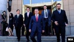 Македонскиот премиер Никола Груевски во посета на Народна Република Кина.