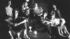Glumci sarajevskog teatra pod opsadom, FOTO: Dani