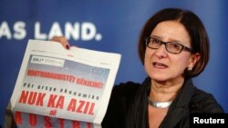 Міністр внутрішніх справ Австрії Йоганна Мікл-Лайтнер