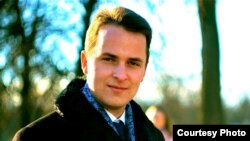 Журналіст білоруської редакції Радіо Свобода Франак Вячорка