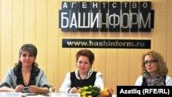Сулдан уңга: Гөлшат Ибраһимова, Гөлшат Хәмитова, Милана Скоробогатова