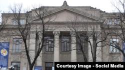 """Teatrul Național """"Mihai Eminescu"""" din Chișinău"""