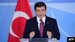 Kryeministri turk, Ahmet Davutoglu.