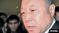 Адиль Шаяхметов, председатель комитета национальной безопасности Казахстана. Астана, 9 декабря 2009 года.