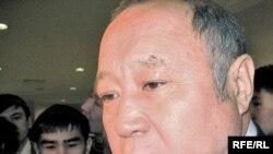 Әділ Шаяхметов, Қазақстан Ұлттық қауіпсіздік комитетінің төрағасы. Астана, 9 желтоқсан 2009 жыл.