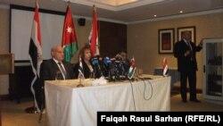 مؤتمر صحفي لشركة الجسر العربي