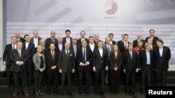 Министры иностранных дел ЕС (Рига, 6 марта 2015 года)