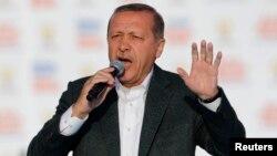 Режеп Тайип Эрдоган армян элине көңүл айтты.