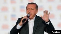 Прем'єр Туреччини Реджеп Таїп Ердоган