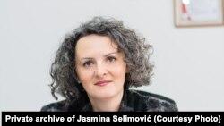 Jasmina Selimović, dekanesa Ekonomskog fakulteta Univerziteta u Sarajevu