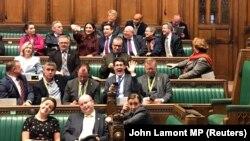 نمایندگان جدا شده از دو حزب کارگر و محافظهکار