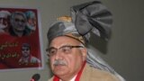 Prague:Mia Iftikhar Hussain , the leader of ANP and former Information minister of KPK Province