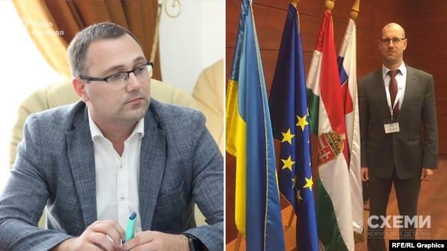 Заступника керівника Миколу Ясевича та керівника Закарпатської митниці Станіслава Балуєва звільнили наказами фіскальної служби