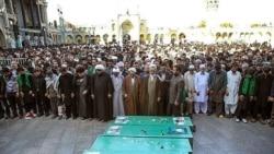 گزارش رادیویی جواد کوروشی درباره شمار کشتهشدگان نیروهای اعزامی از ایران در جنگ داخلی سوریه