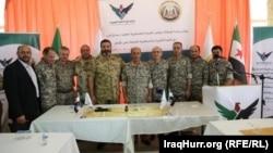 المجلس الأعلى للجيش السوري الحر