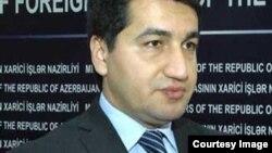Представитель МИД Азербайджана Хикмет Гаджиев