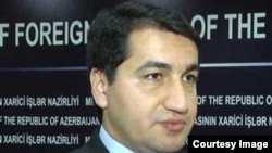 Ադրբեջանի նախագահի աշխատակազմի բաժնի պետ Հիքմեթ Հաջիև, արխիվ