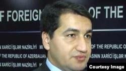 Глава пресс-службы МИД Азербайджана Хикмет Гаджиев (архив)