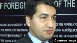 Azərbaycan XİN-nin mətbuat xidmətinin rəhbəri Hikmət Hacıyev