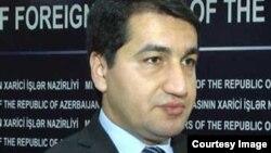 Azərbaycan Xarici İşlər Nazirliyinin sözçüsü, Hikmət Hacıyev , 5 dekabr 2014