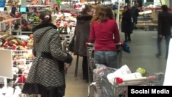 Belarusians and Kazakhs are taking advantage of the sudden drop in prices.