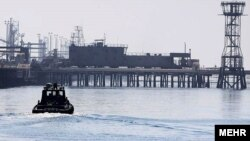 Iran exports around 20 percent of its oil to the EU