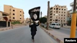 په عراق کې د داعش یو غړی