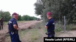 Mađarski žičani zid za migrante