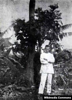 Rembo Efiopiyada, 1883