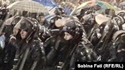 Букурешт, антикорупциски протест
