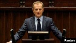 Польский премьер Дональд Туск