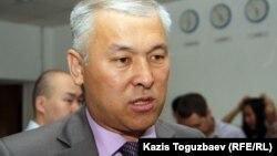 Қазақстан парламентінің депутаты Мұрат Әбенов. Алматы, 16 маусым 2011 жыл.