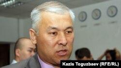 Мурат Абенов, депутат мажилиса парламента Казахстана.