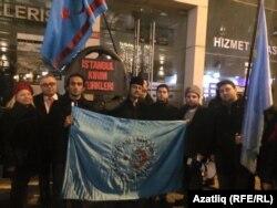 2015 елның 10 декабре, Истанбул