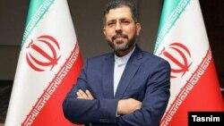 İran Xarici İşlər Nazirliyinin sözçüsü Səid Xatibzadə