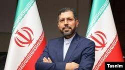سعید خطیبزاده، سخنگوی وزارت خارجه جمهوری اسلامی