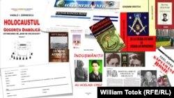 Propagandă negaţionistă şi antisemită
