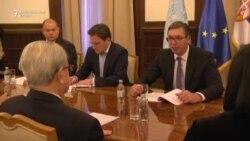 Sastanak Vučića i Ađijusa
