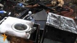 Приватний будинок у Бучі згорів через підтоплення