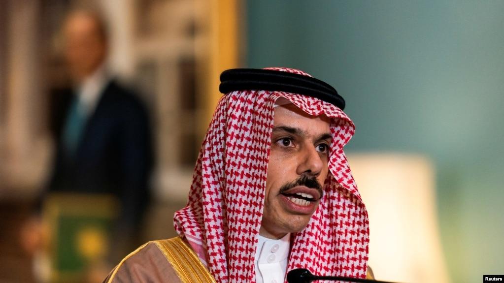 فیصل بن فرحان، وزیر خارجه عربستان