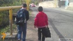 Տավուշի մարզի Վազաշեն-Պառավաքար ճանապարհը շարունակում է փակ մնալ