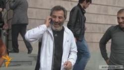 Սամսոն Խաչատրյանն ազատ արձակվեց