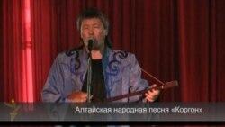 Мастера горлового пения в Бишкеке