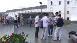 """""""Азатлык"""" яшьләре Батыршаны искә алды"""