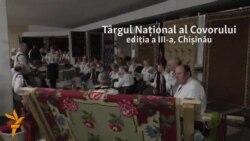O zi la Tîrgul Național al Covorului