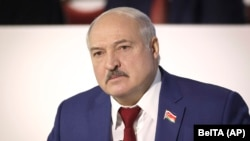 Европа Иттифоқининг санкциялар рўйхатида Александр Лукашенко ҳам бор